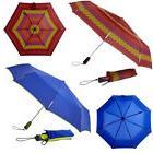 "2pk Totes Titan TRX Umbrellas 47"" Auto Open Close Scotch G"