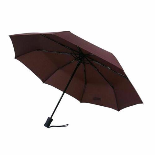 3 Folding Anti-UV Windproof Umbrella