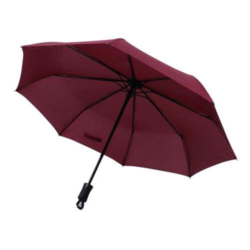 3 Automatic Anti-UV Compact Umbrella Travel