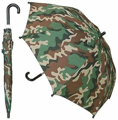 "32"" Print Umbrella RainStoppers Rain/Sun"