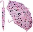 "32"" Children Pink Girls Rule Umbrella - RainStoppers Rain/"