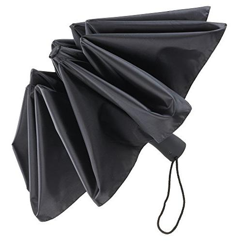 Lewis N Clark Umbrella Black