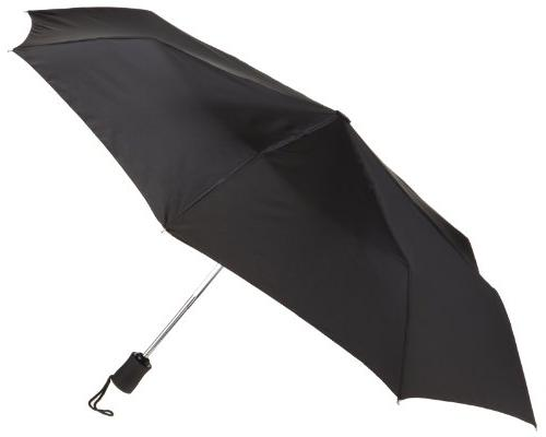 Lewis N Clark 413 Umbrella in Black