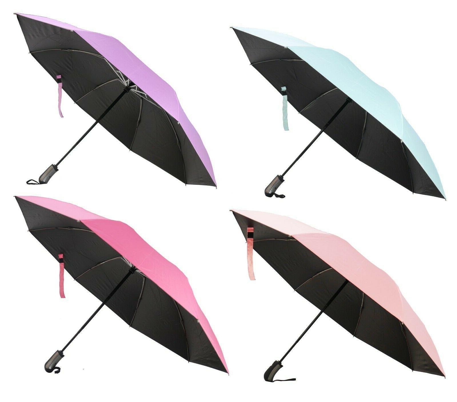 46 inverted folding umbrella windproof uv vinyl