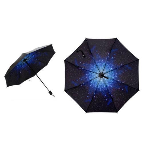 Folding Flower Anti-UV Parasol