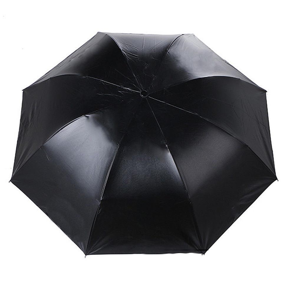 50+ Anti-UV Protection Flower 3 Umbrella