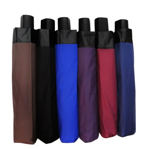 Large Umbrella Women Anti-UV Rain Oversize