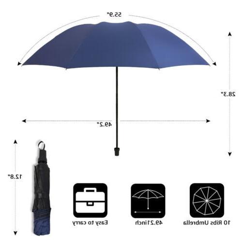 Large Folding Women Oversize Umbrella