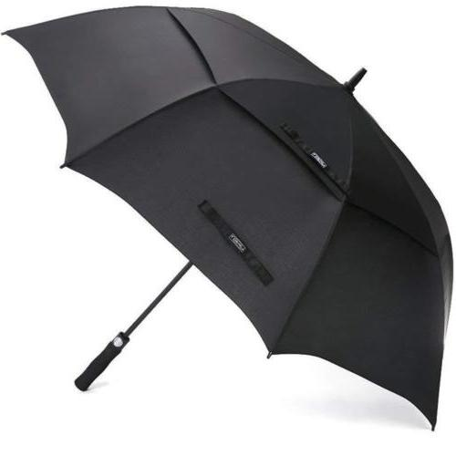 G4Free 62/68 Inch Automatic Open Golf Umbrella Extra Large O