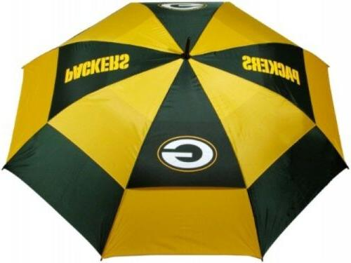 62 INCH NFL Golf Umbrella Sport Collectible Fans Outdoor Dou