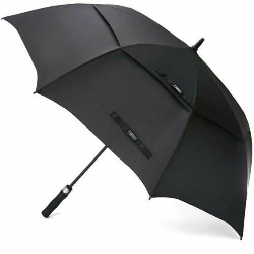 G4Free Golf Umbrella 68 Inch Windproof Double Canopy Vented