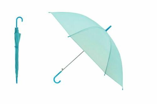 6Colors Long Handle Straight Rain Sun