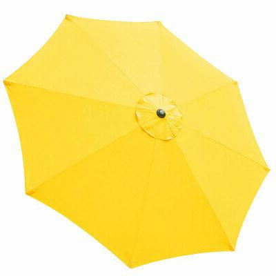 8'/9'/10'/13' Umbrella 8 Top Only