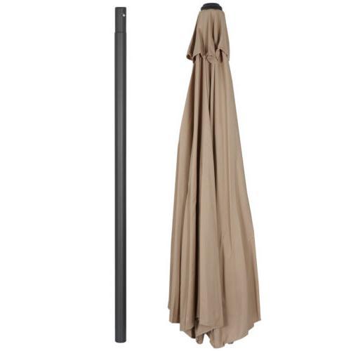 9FT Waterproof Umbrella