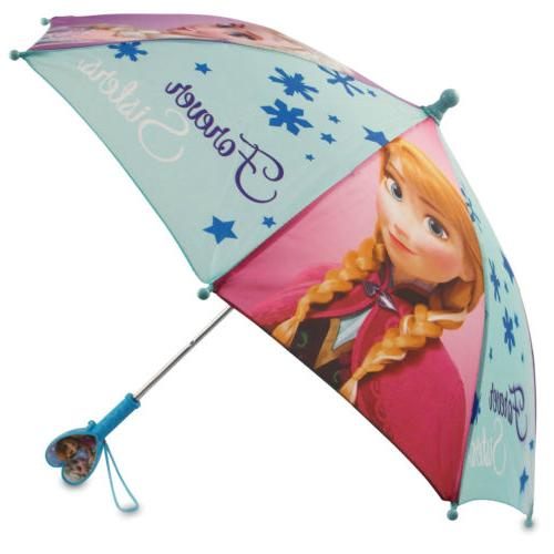 Disney Frozen and Umbrella Rainwear Little Age