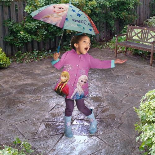 Disney Frozen and Little Age