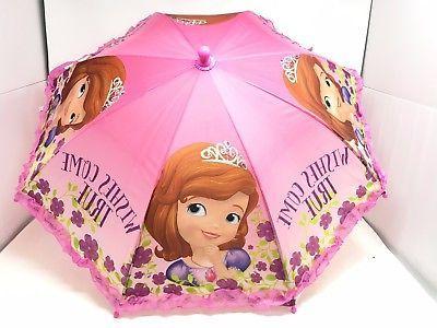Disney Princess Sofia The First Girl's Umbrella