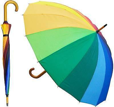 """Lot of 48"""" Rainbow - Rain/Sun"""