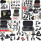 Action Camera Head Chest Mount Accessories Kit/box/Anti Fog