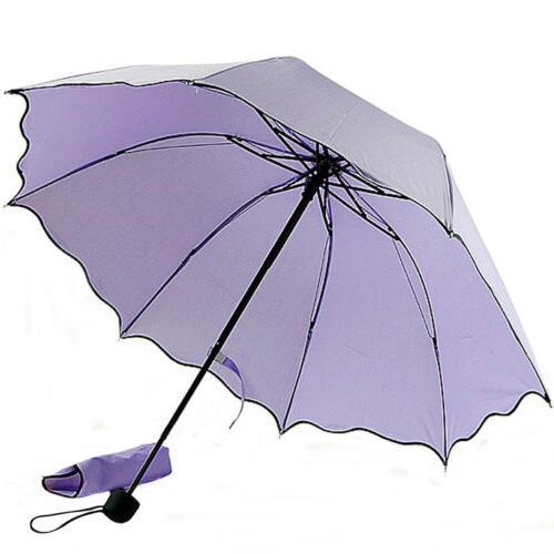 Anti UV Umbrella Windproof Compact