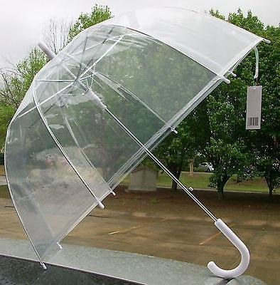 "46"" Dome Style Umbrella - RainStoppers Fashion Travel"