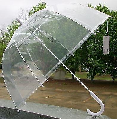 "46"" Dome Style Umbrella - RainStoppers Fashion Travel"