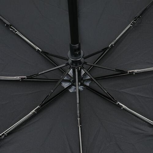 Automatic Travel Umbrella Windproof Auto Open Close
