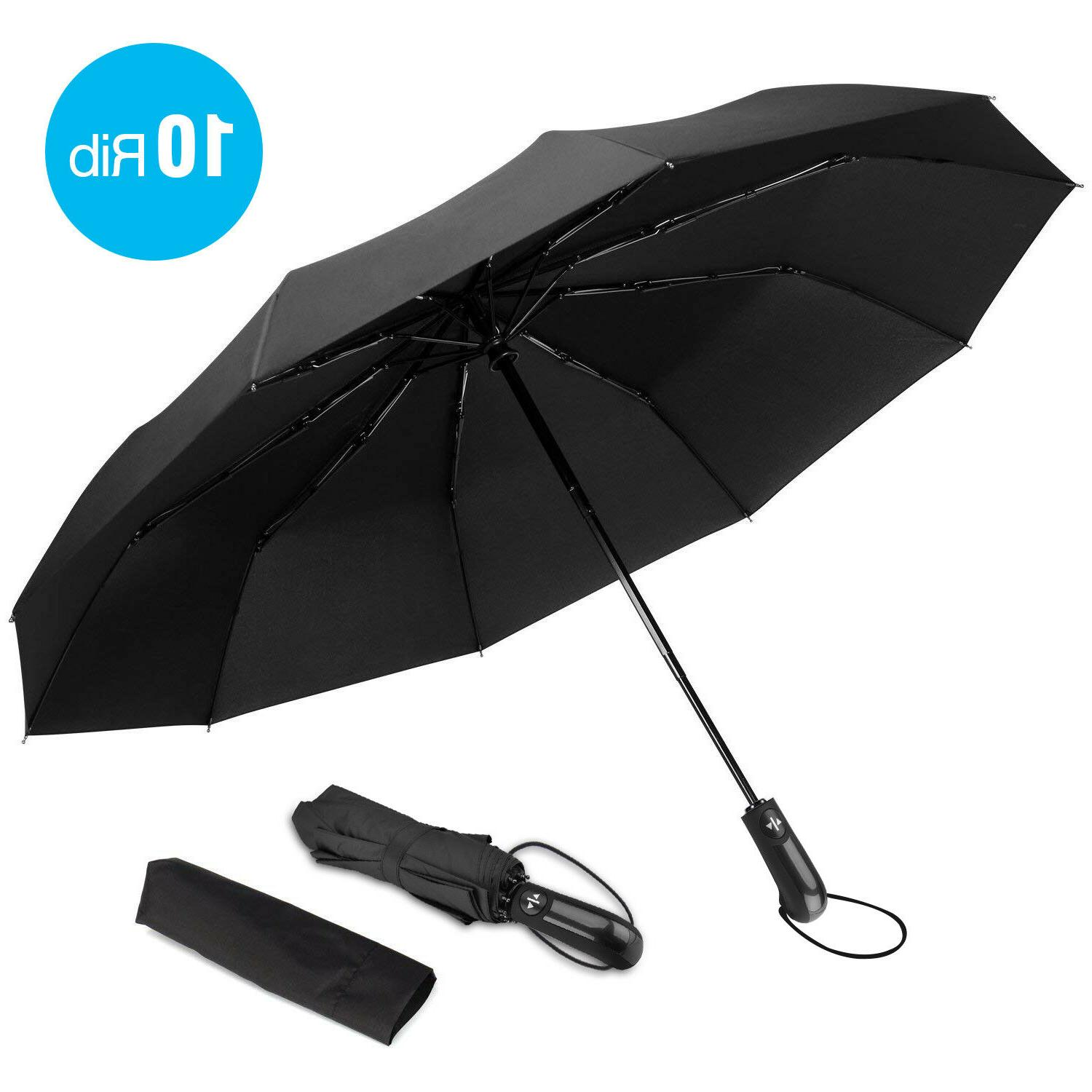 Automatic Umbrella Windproof Auto Umbrella Waterproof