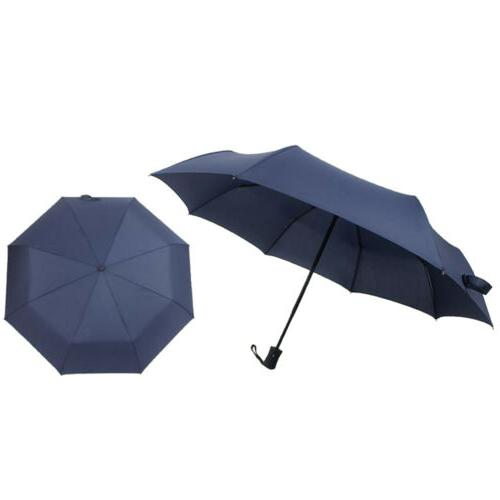 Automatic Umbrella Sun Folding Compact Windproof