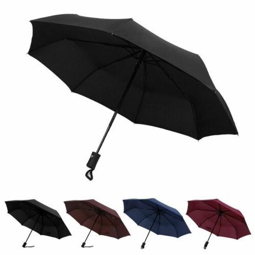 automatic on off umbrella anti uv sun