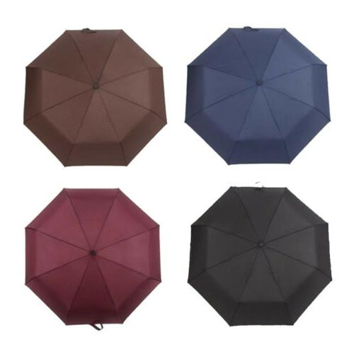 Automatic Umbrella Anti-UV Sun Rain Folding Compact