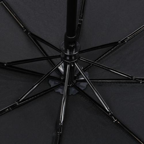 Automatic Travel Umbrella Open Compact Folding Windproof Waterproof