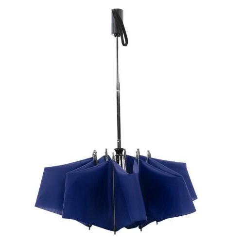 New Large Umbrella Inverted Reverse Folding Travel