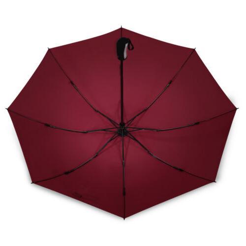 Portable Umbrella Inverted Reverse Foldable Folding Travel