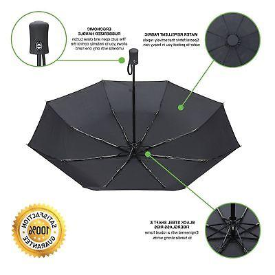 Automatic Travel Umbrella Auto Open Folding