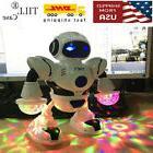 Baby Toys Dancing Robot Sing Walking Gesture Senses Lighting
