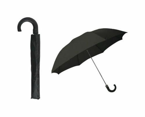 black 42 in dia umbrella