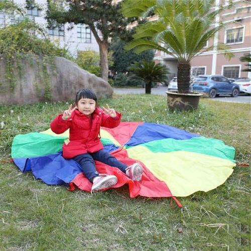 Kids Rainbow Outdoor Exercise Game Toy HO3