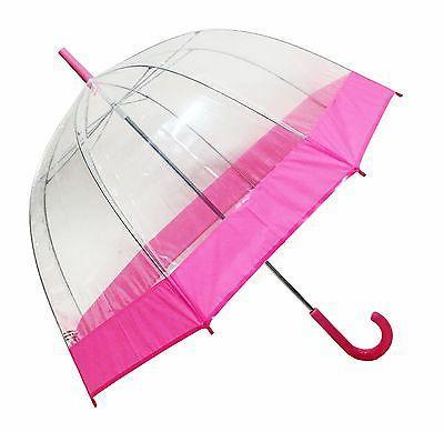 Clear Umbrella, Dome Shape Umbrella, See umbrella, clear