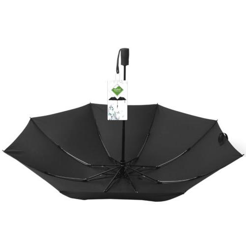 Compact Automatic Open&Close Folding Windproof Travel Wind