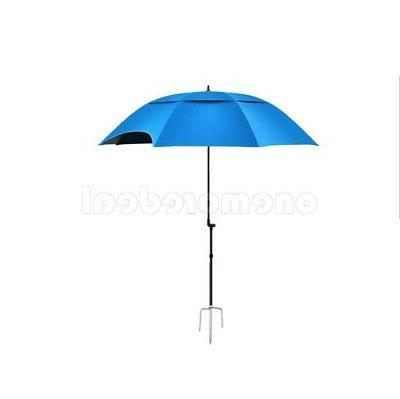 Double Sun Umbrella Fishing Camping