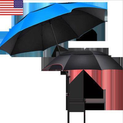 double layer beach canopy sun umbrella