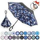 Double Layer Inverted Umbrella Cars Reverse Umbrella, UV Pro