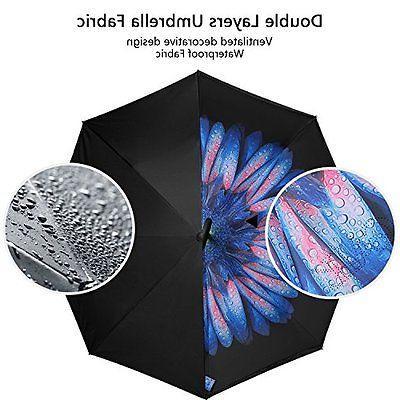 Double Umbrella Reverse Protection C-Hand