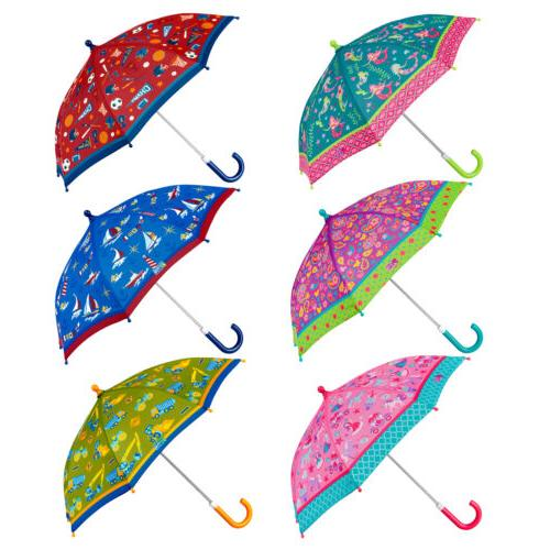 "Stephen Joseph E7 Baby Toddler Boy Girl Rain Umbrella  27"" -"