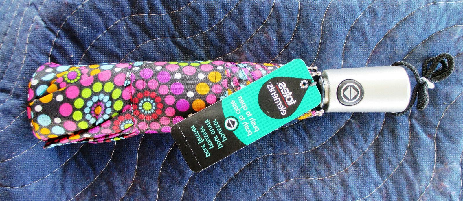 elements automatic open close umbrella