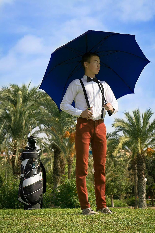 Open Golf Windproof