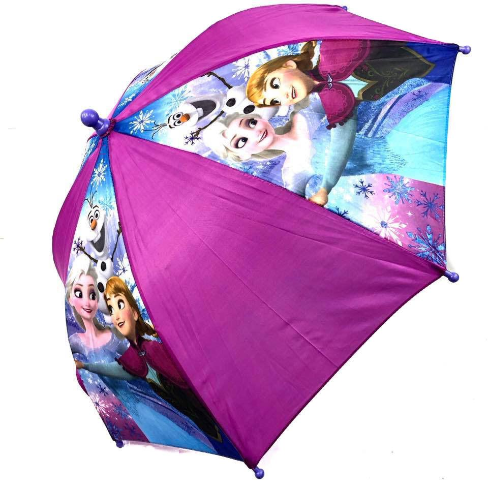 Disney Anna Olaf Molded Umbrella girls