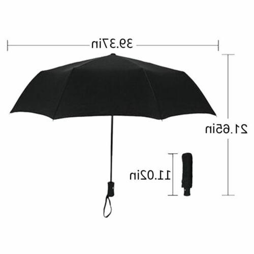 Automatic Anti-UV Sun Rain Umbrella Folding XL