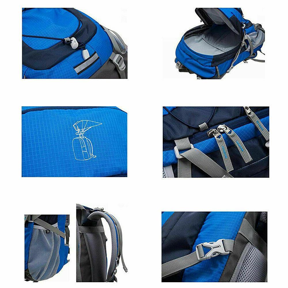 FunShell 40L Backpack Umbrella, UV Rain Protection w/